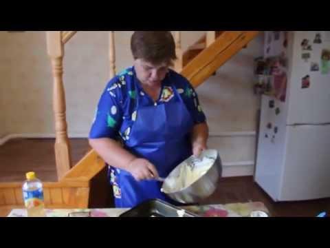 Рецепт пирога с капустой. Быстрый пирог с капустой.Очень вкусно.