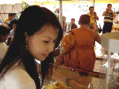 Buddhist Thai Amulet - Jatukam Ceremony in Thailand