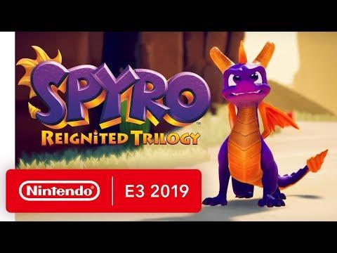 Spyro Reignited Trilogy - Nintendo Switch Trailer - Nintendo E3 2019