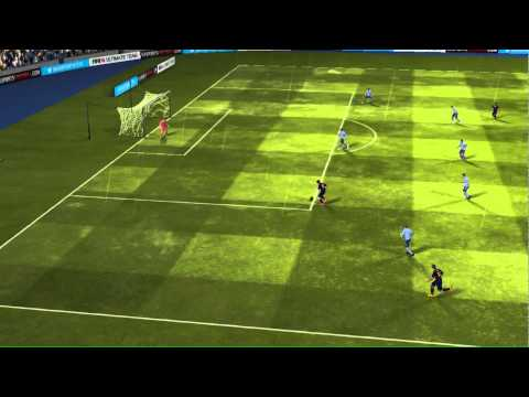 FIFA 14 iPhone/iPad - FC Barcelona vs. Sydney FC