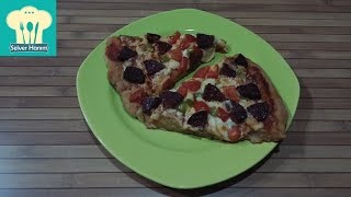 Selver Hanım Ev Usulü Pizza Tarifi