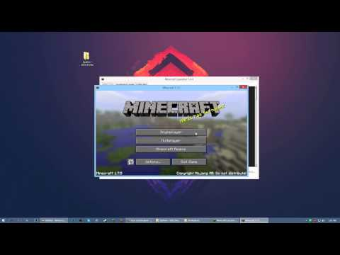 How To Install Optifine and SEUS Shaders for Minecraft 1.7.5 and 1.7.2