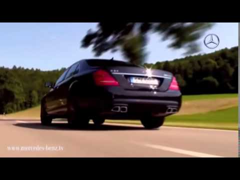 Mercedes Benz  Nuevo S 63 AMG 480p