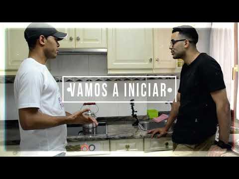 Como hacer un Té bereber, receta de un Nativo