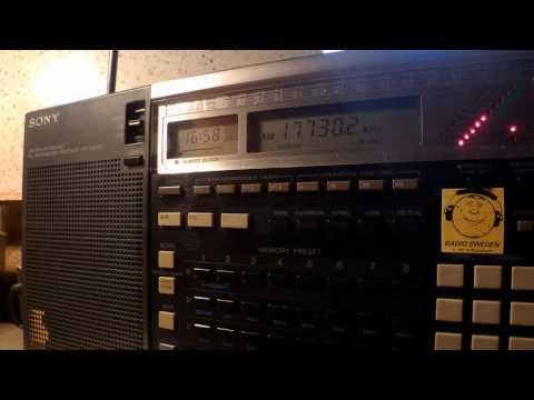 27 04 2016 Eye Radio in unknown plus Arabic to Sudan 1658 on 17730 unknown tx site