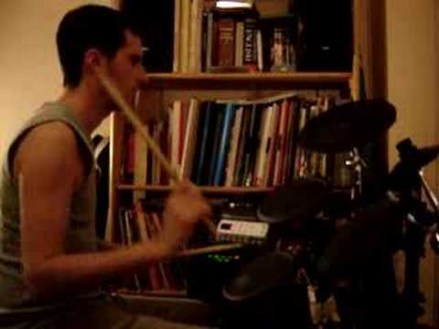 Drums Solo - Maiden - The Duellists