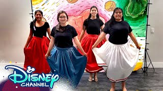 A Short Film by A Place Called Home | Hispanic Heritage Month | Disney Channel