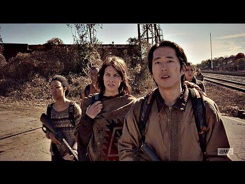 Glenn Tribute    The Walking Dead: Season 1-6    Light Carries On