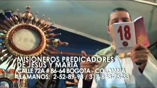 Oración de Liberación - Padre Mauricio Cuesta  - Sonríele a Jesús