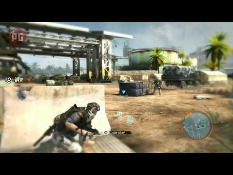 Tom Clancy's Ghost Recon: Future Soldier. Видеопревью