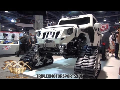 WORLD'S SICKEST JEEPS!!