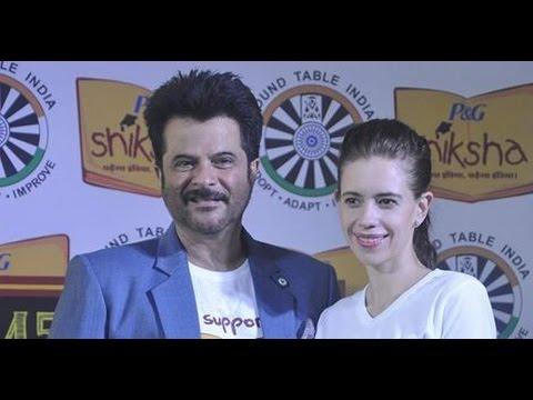 Anil Kapoor & Kalki Koechlin Join Consumers To Pledge Support To Shiksha