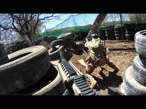 CamOne Infinity Airsoft Action