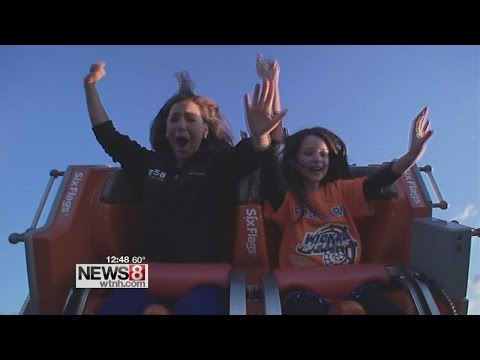 Wicked Cyclone Opens, News 8's Stephanie Simoni Went for a Ride