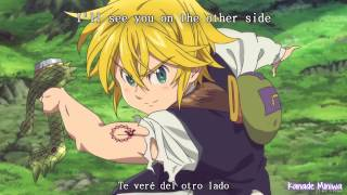 (4.40 MB) Nanatsu no Taizai Opening 2 Full — Sub. Español「Seven Deadly Sins」MAN WITH A MISSION Mp3