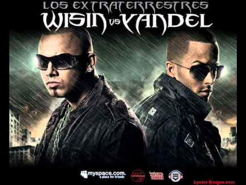 dj angel baxin / wisin y yandel mix 2013