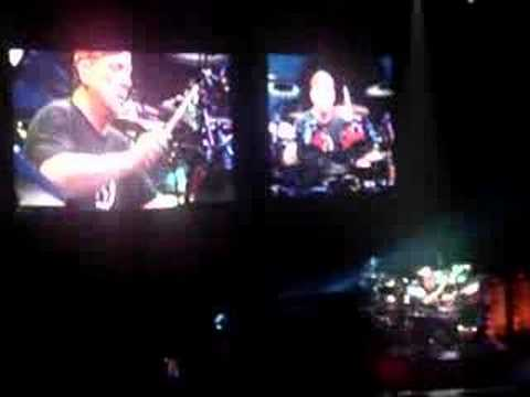 Neil Peart Drum Solo live @ Xcel Energy Center Video