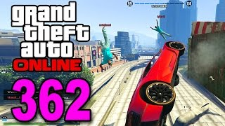 Grand Theft Auto 5 Multiplayer - Part 362 - Snipers v Stunters 2! (GTA Online Gameplay)