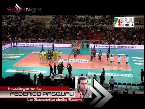 Sport Night – 19a Puntata – VOLLEY