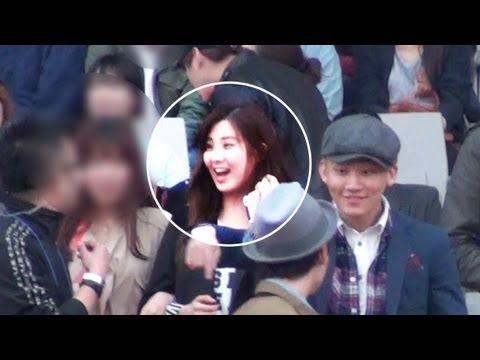 ���� ���U-Kiss � ��� 공���(SNSD Seohyun at Snoop Doog concert)