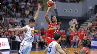 Ginebra vs TNT last two minutes | PBA Commissioner's Cup 2019 Semifinals