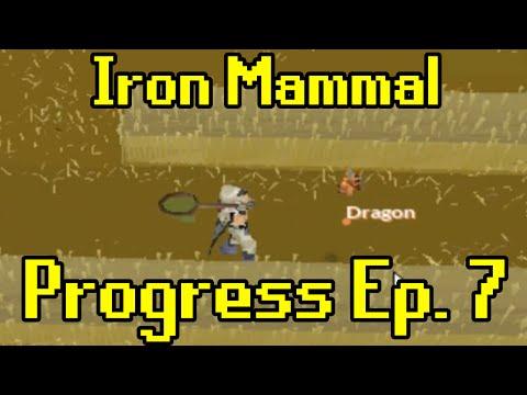 Oldschool Runescape - 2007 Iron Man Progress Ep. 7