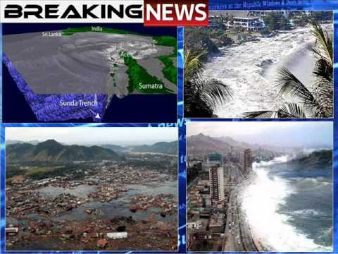 Breaking News - Tsunami Sumatra 2004 - YouTube