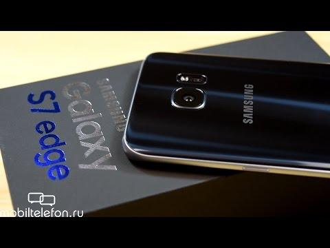 Распаковка Samsung Galaxy S7 edge рядом с Nexus 6p, Meizu Pro 5, Note 5, Z5 Premium