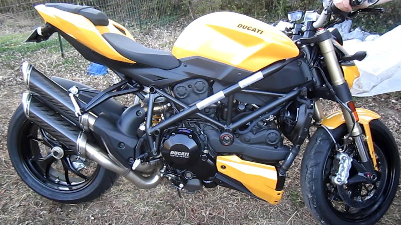 Ducati Streetfighter  Full Exhaust