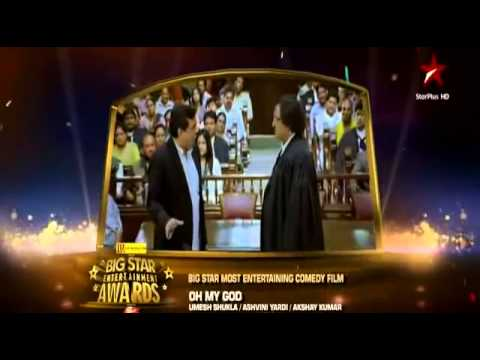 Big star entertainment awards 2012 31st December Full Episod
