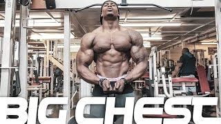 BIG CHEST | Full Routine | Simeon Panda