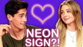 NEON SIGN?! Di Dare w/ Joey & Bailey from Malibu Surf