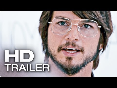 jOBS Offizieller Trailer Deutsch German | 2014 Ashton Kutcher Movie [HD]