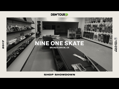 Shop Showdown Round 4 | Nine One Skate (Arrow, Oklahoma)