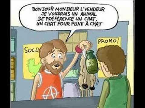 Les Fatals Picards - Punk A Chien