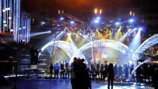 JESC 2010 - Russia: Liza & Sasha - Boy and Girl (First Rehearsal)
