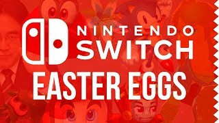 Best Nintendo Switch Secrets and Easter Eggs!
