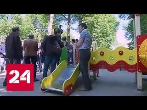 Владимир Путин заинтересовался площадкой-призраком в Рязани - Россия 24