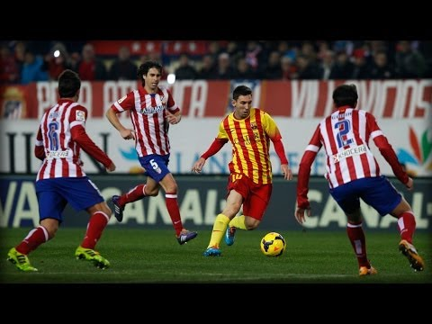 Atletico Madrid 1 : 0 FC Barcelona - 9. April - UEFA CHAMPIONS LEAGUE [Prognose]