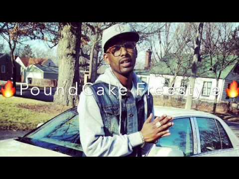 King Solomon -PoundCake Freestyle