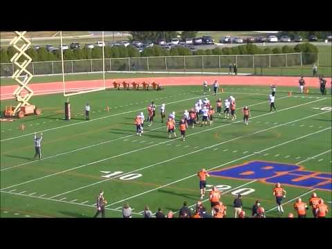 2012 Gettysburg College Football vs. Franklin & Marshall