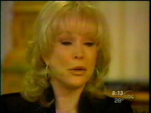 Barbara Eden breaks down crying on talk show (very sad clip)
