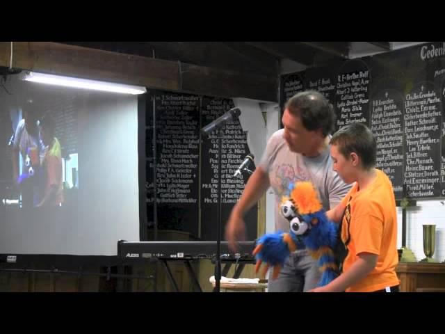 Taylor Mason - Prairie Bible Camp