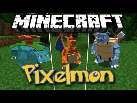 Minecraft [1.5.2] Pixelmon - Mod Review - [German HD]