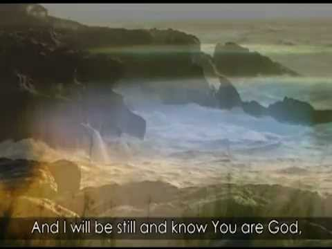 Still-be Still And Know By Don Moen With Lyrics video