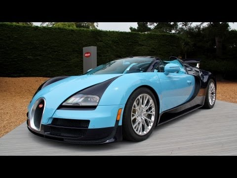 2013 bugatti veyron jean pierre wimille no car no fun muscle cars and power cars. Black Bedroom Furniture Sets. Home Design Ideas