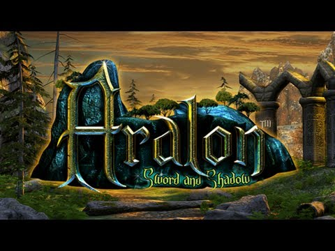 Aralon: Sword and Shadow HD iPhone/iPad Gameplay