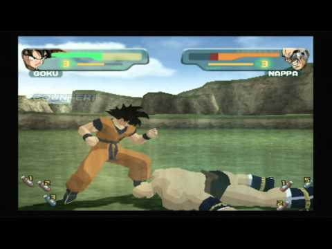 CGRundertow - DRAGON BALL Z: BUDOKAI for Nintendo Gamecube Video Game Review