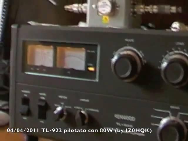 Kenwood TL-922 - Сайт UN8FE