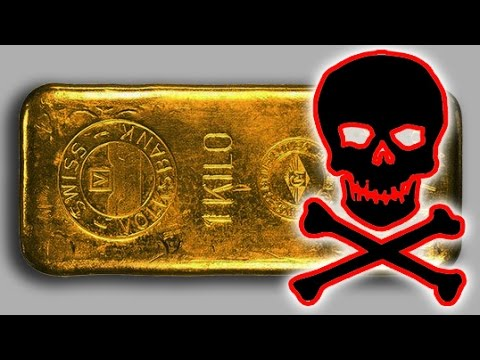 How One Death Lowered Gold Prices